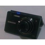 Usado Camara Samsung Mv800 Negra 16 Mega Pixeles
