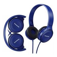 Audífono Panasonic Con  Manos Libres Blue Revogames