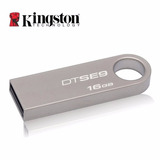 Pen Drive Kingston 16gb 2.0 Original Lacrado