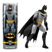 Boneco Dc Articulado Batman 30 Cm Coleção Brinquedos