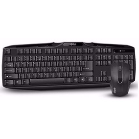 Kit Teclado Y Mouse Inalambrico Overtech Ot-45