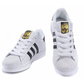 Tenis adidas Superstar Concha Dama Originales Leer Descrip
