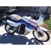 Moto Honda Transalp 89 Titular Al Dia