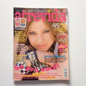 Usado - São Paulo · Revista Atrevida N°118 Avril Lavigne cc546d0819