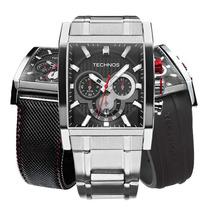 Relógio Technos Masculino Sport Os2aaf/1p ( Nota Fiscal )
