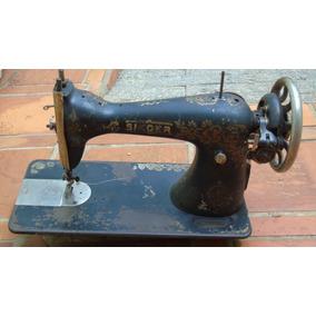 Maquina De Costura Singer Antiga - Frete Grátis Sp