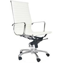 Silla Boss Oficina - Blanco (detalles De Fabrica)