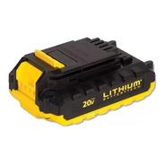 Bateria Ion Litio 20v Stanley
