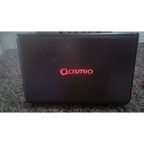 Notebook Gamer Toshiba Qosmio X875