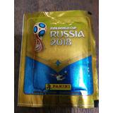 Figuritas Mundial Rusia 2018 Panini Originales Pack X 25 Sob