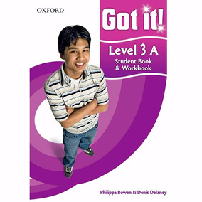 Got It! Level 3a Oxford Student Book + Workbook