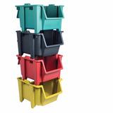 Kit Para Reciclaje De 4 Pisos, Hecho Con Material Reciclado