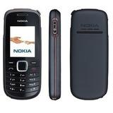 Celular Nokia 1661 Preto C/ Rádio Fm E Fone Preto | Vitrine