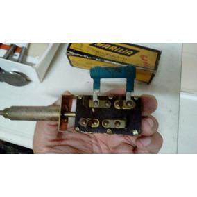 Chave Interruptor Limpador Parabrisa Marilia Corcel E Rural