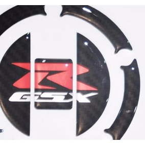 Protetor Bocal 3d Car Tanque Moto Suzuki Gsx R Srad 1000 750