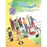 Curso De Guitarra Eléctrica Para Niños De Alfred: El