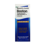 Boston Advance Cleaner Concentrado Jabón L. Contacto Rígidas