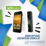 Grun Luft U402 Con Tapa Del Cuenca 3g 5mpx Version 1+8gb+gla