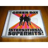 Cd Green Day / International Super Hits (nuevo Y Sellado)