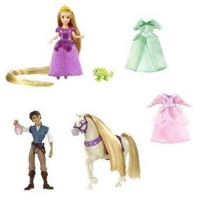Disney Tangled Rapunzel Historia Deluxe Bolsa