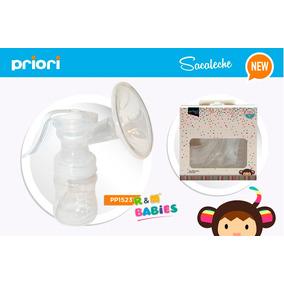 Sacaleche Manual Para Bebe Priori Pp Y Silicona