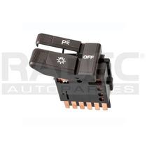 Interruptor De Luces S-10/blazer/sonoma/jimmy 85-94/astro 8