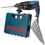 Martelete Rompedor Sds Plus 800w Gbh 2-24 D + 5 Brocas Bosch