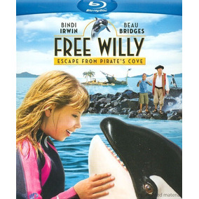Liberen A Willy El Gran Escape Pelicula Bluray