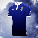 Camiseta Alternativa Gimnasia Y Esgrima La Plata Lecoq 2017