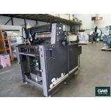 Maquina Imprenta Rotaprint Con Numeradoras
