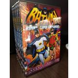 Dvd Batman 1966 Série Tv + Filmes **frete Gratis**