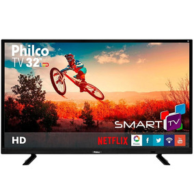 Smart Tv 32 Led Philco Ptv32e21dswn Hd, 2 Hdmi E 60hz