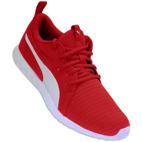 Tenis Puma Carson 2 Red/white