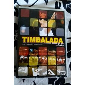 Dvd Timbalada Ao Vivo Part. Especial Carlinhos Brown