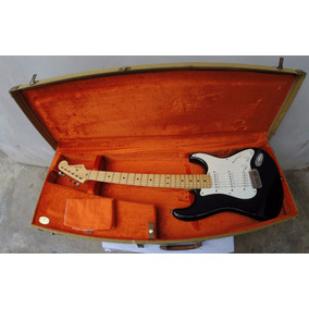 Guitarra Fender Eric Clapton Signature Blackie Usa Mod 2000