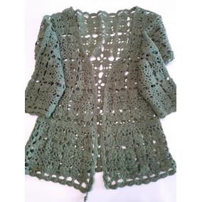 Saquito Tejido Al Crochet.imperdible !!!