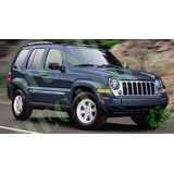 Manual Despiece Catalogo Jeep Cherokee Liberty Kj 2002-2007
