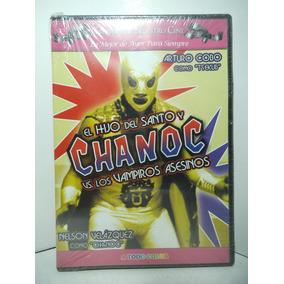 El Hijo Del Santo Y Chanoc Vs Los Vampiros Dvd Lucha Libre