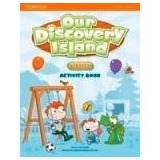 Our Discovery Island Starter Wb +cd-rom (pack)