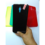 Kit Protector Alcatel Pixi 4 6 Silicona + Vidrio Biselado