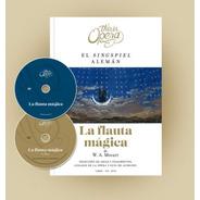 Flauta Mágica Mozart - This Is Opera N° 6 - Libro + Cd + Dvd