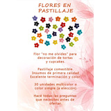 Flores En Pastillaje
