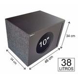 Caixa Para Bomber Bicho Papão 550 Watts Duto Labirinto 38 L