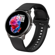 Fralugio Smart Watch Banda Deportiva Pantalla Ips Celulares