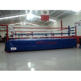 Ring De Box De 4m X 4m C/plataforma De 1m Altura
