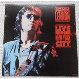 John Lennon - Live In New York City (ed. U S A 1986)