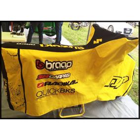 Funda Cobertora Moto Tipo Cross Impermeable 250cc/450cc