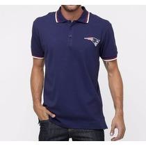 Camisa Polo New England Patriots Nfl - New Era Frete Grátis