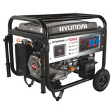 Grupo Electrogeno Generador Hyundai 6.9kw 25l Hhy7000le