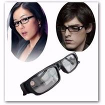 Óculos Lentre Sem Grau Espião Filmadora Vídeo Som Fotos